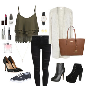 Outfit Streetlook von Elena