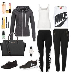 Outfit -chillen- von Elena