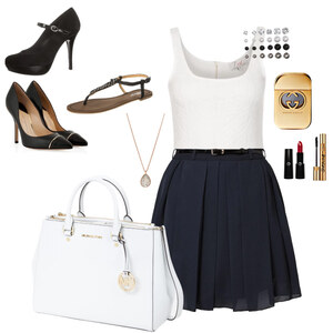 Outfit Party-time von Elena