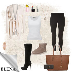 Outfit Winter-look von Elena