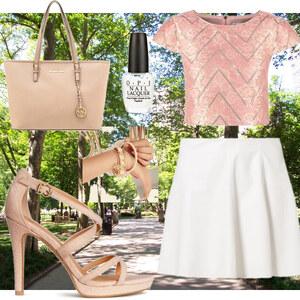 Outfit süßer Handtaschen-Look von Frabau2509