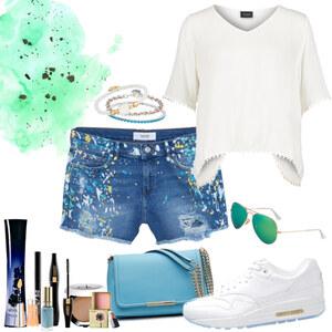 Outfit fancy summer von Natalie