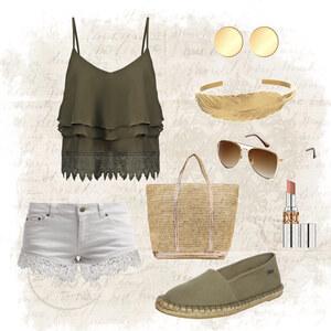 Outfit Shorts-Sommer von Kim Klein