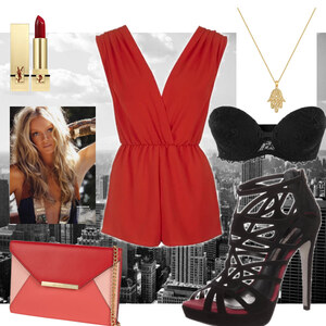 Outfit Party-Outfit von Frabau2509