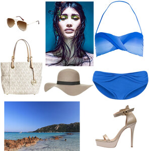 Outfit blue ocean von Claudia Giese