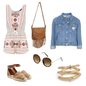 Outfit Summer Jam in freeze von BB Foxy