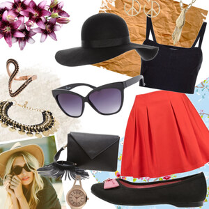 Outfit Seky Lady von Jeanine