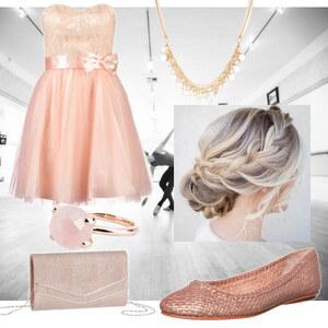 Outfit Ballerina Look von Frabau2509