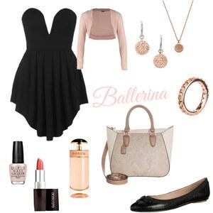 Outfit Ballerina von Miry