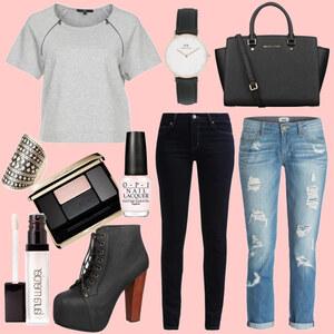 Outfit Streetlook von Alicia Kath