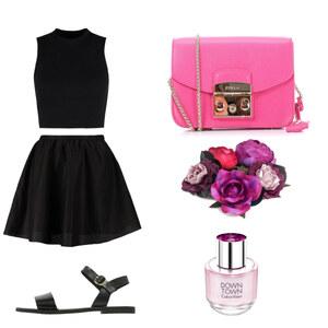 Outfit Barbie in Blck von BB Foxy