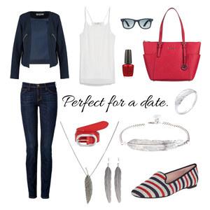 Outfit daily dream von Anneke Geist