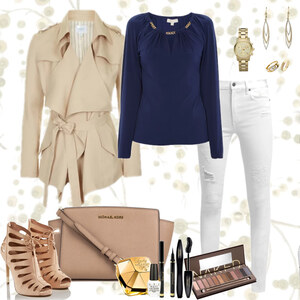 Outfit elegant + young von Natalie