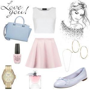 Outfit ballerina in paris von Fabienne