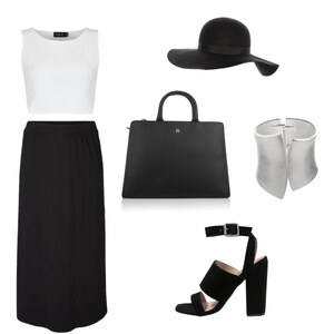 Outfit B/W Simple Classic von BB Foxy