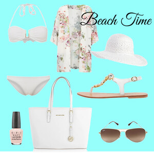 Outfit Beach Time von Fabienne