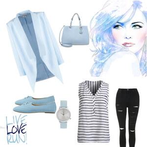 Outfit Blue Blue Blue von s.koerding