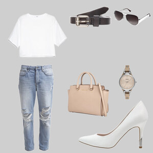 Outfit Chic von stellay
