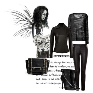 Outfit ROCK DREAM von Nina193