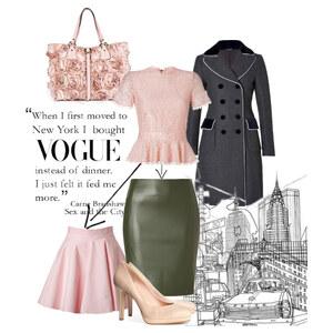 Outfit VOGUE von Nina193