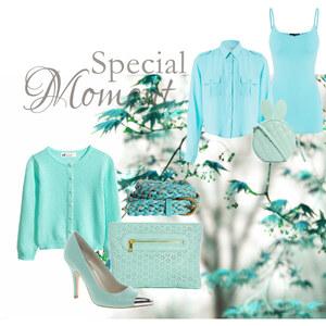 Outfit MINT von Nina193