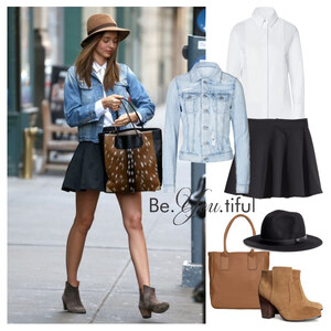 Outfit beyoutiful von claudia.claudia