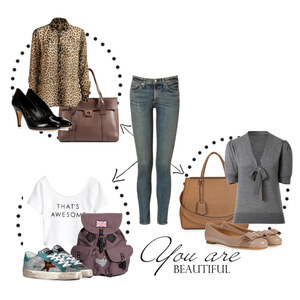 Outfit JEANS von alice1