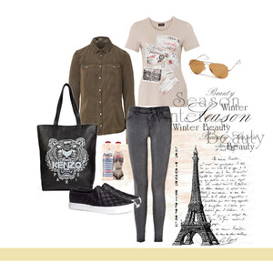 Outfit IN THE CITY von alice1