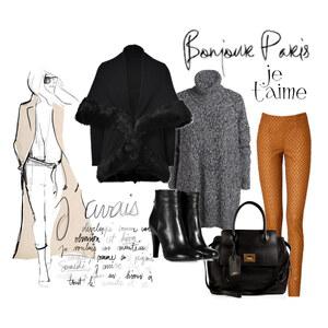 Outfit PARIS von Markéta