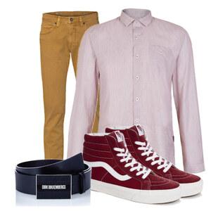 Outfit Man von Tomas Hodbod