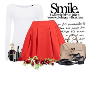 Outfit smile von Ania Sz