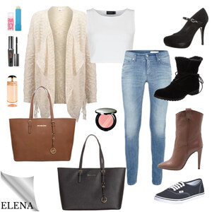 Outfit STREEN - AND SCHOOLLOOK von Elena