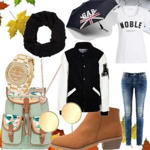 Outfit Der Sommer geht vorbei !! :'( von Jeanine