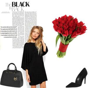 Outfit BLACK IS BACK! von Jes