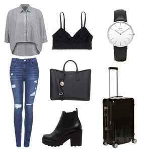 Outfit Travel in Trance  von BB Foxy