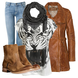 Outfit COOL UND TRENDY von patricia