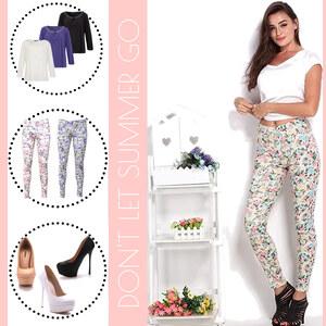 Outfit Don't let summer go von Lesara