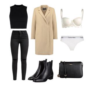 Outfit Camel be Blck von BB Foxy