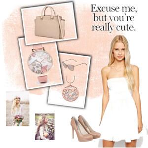 Outfit Schlicht und Schön von selinavolk