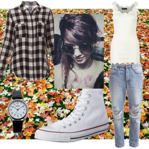 Outfit Boyfriend Look von Frabau2509
