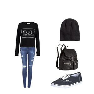 Outfit You Made My Day von Jes