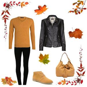 Outfit Entspannter Spätsommer Spaziergang von Jes