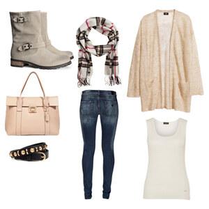 Outfit winter style von Marlena Liz