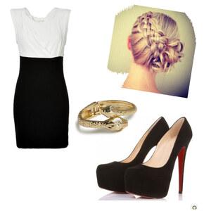 Outfit schick und elegant  von Jeanine