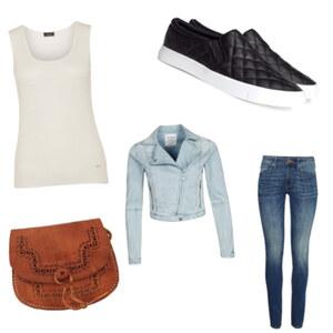 Outfit lässig von Jeanine