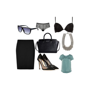 Outfit Afterwork Party von arlettez