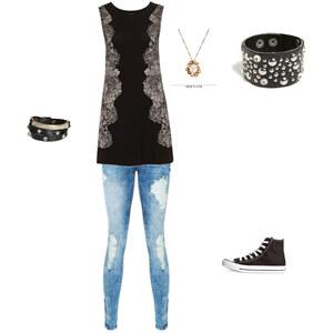 Outfit chillen mit freunden ;) von Madita Vollherbst