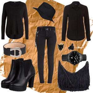 Outfit CATWOMEN von A.N.N.A