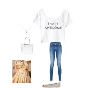 Outfit Sommer von melissa.felchner