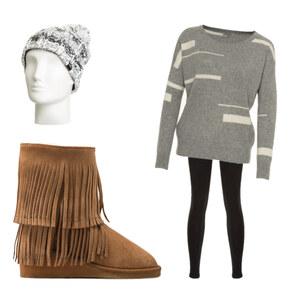 Outfit Herbstwetter von Vivien Nathalie